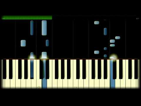 See You Again Wiz Khalifa Piano Tutorial Furious How To Play Cover ...