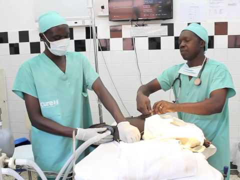 2 Minutes at CURE Uganda....a glimpse at life here