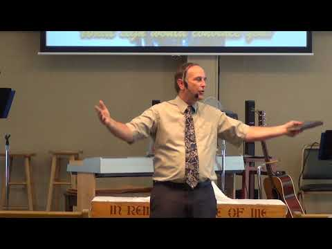 God and the Culture of Disbelief - Dennis Kreiss - Message #1