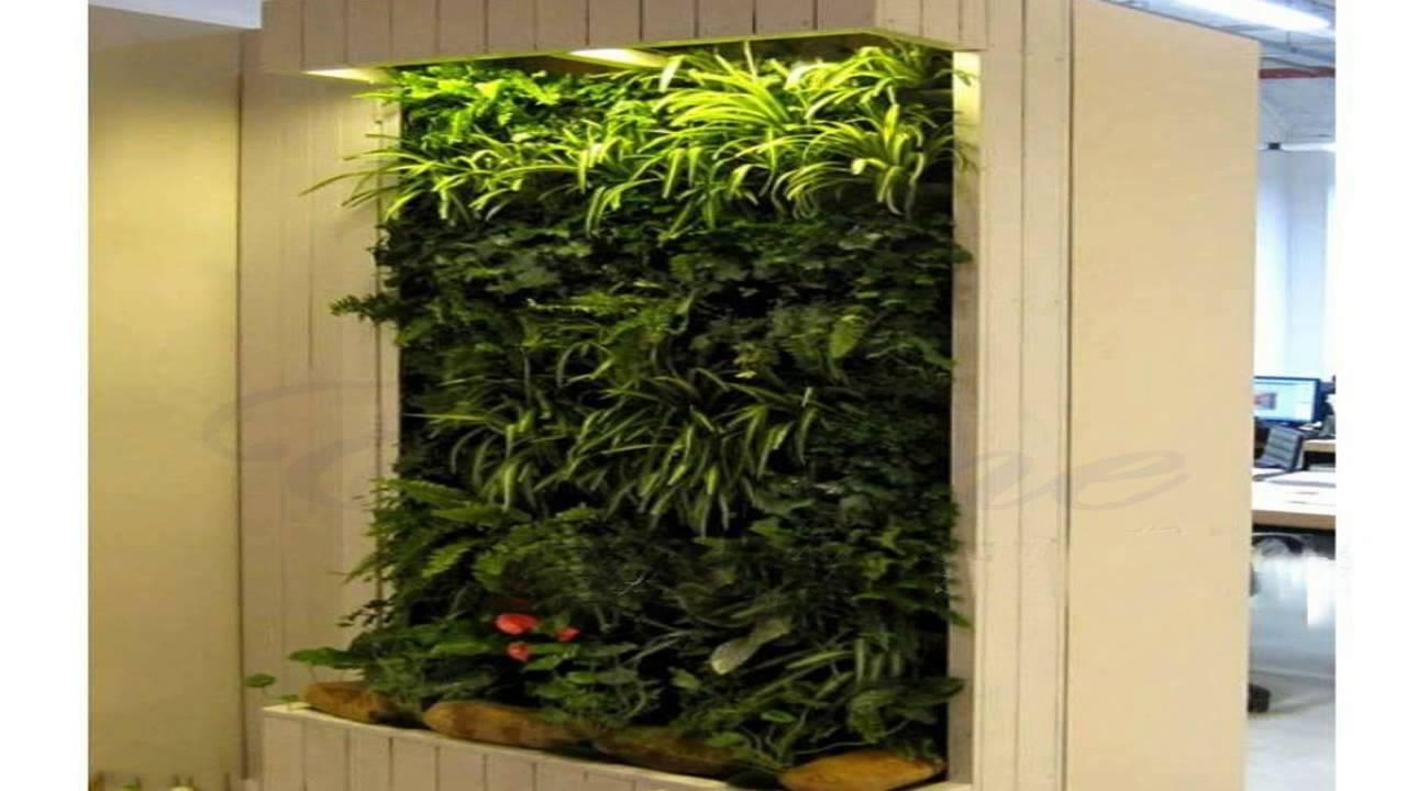 Garden Vertical Planter Multi Pocket Wall Mount Living Growing Bag Felt Ind    YouTube