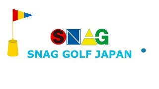 SNAG GOLF JAPAN PV