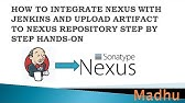 See Nexus Repository Manager 3 0 in Action - YouTube