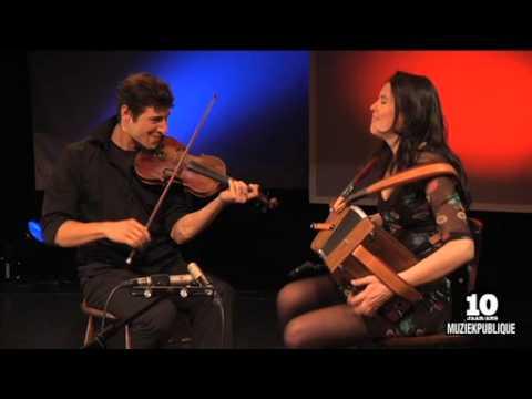 10 years Muziekpublique   Sophie Cavez & Baltazar Montanaro : Coco Beloeil