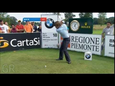 Bmw Italian Open Golf 2011