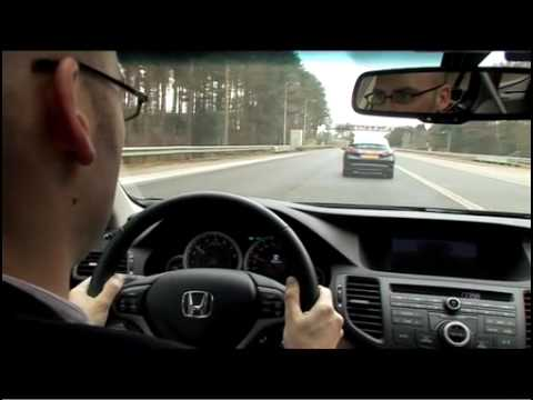Honda Accord with LKAS / ACC / CMBS - Explanation of Systems
