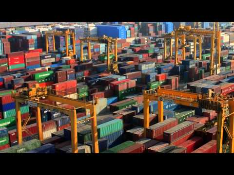 A day in the life of Jebel Ali Port