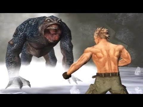 Altered Beast (PS2) All Bosses (No Damage)