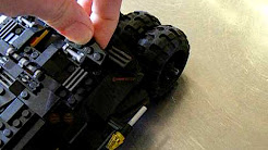Lego Batman Tumbler Review