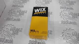 Обзор воздушного фильтра Wix WA6176 в magaz202 202.in.ua