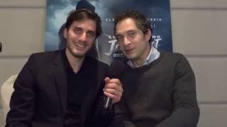 Jeeg Robot: i nuovi supereroi Luca Marinelli e Claudio Santamaria!