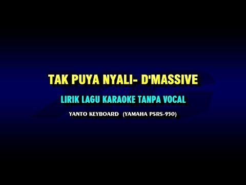 D'MASIV Do not Got Official Karaoke & Lyric Videos Video