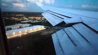 Flug von FRA-MCO 07.11.15
