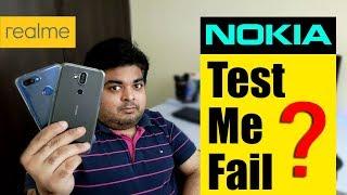 Nokia 8.1(7.1 Plus) Vs Realme 2 Pro Speedtest - Kaun Hoga Test Me Fail?
