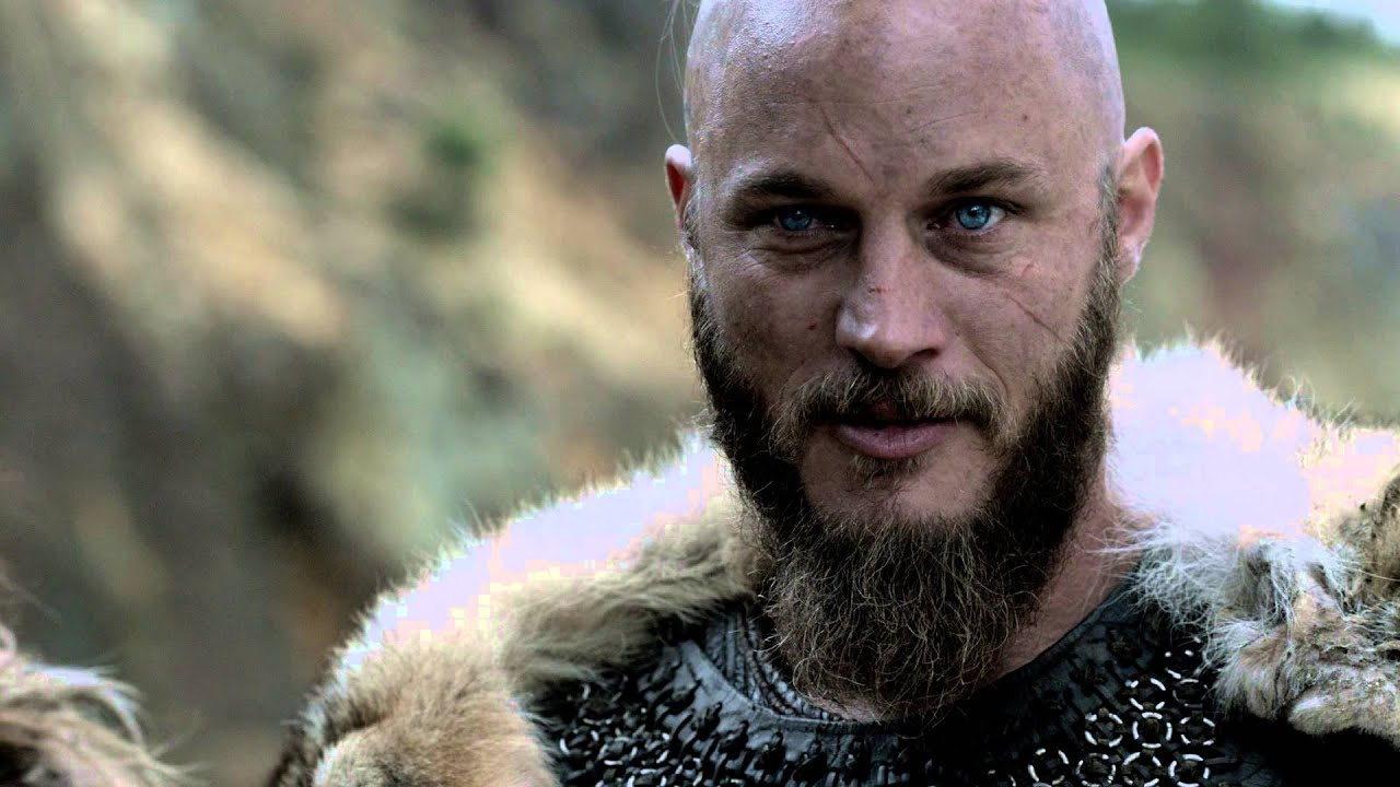 Diy Ragnar Lodbrok From Vikings Similar Haircut Vikings Youtube