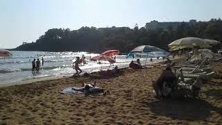 10 день путешествия и мы на средиземном море.. / Видео