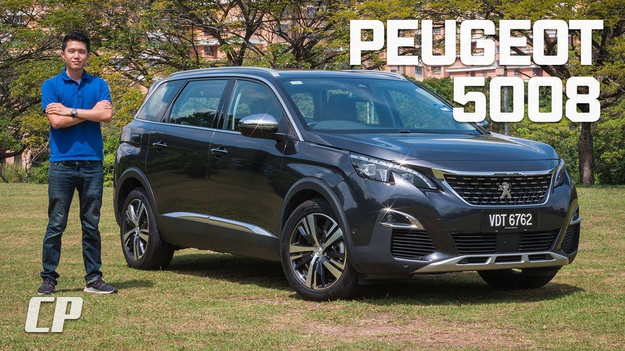 New Peugeot 5008 1.6L Turbo : 2020 年度最佳三排式七人座 SUV ?