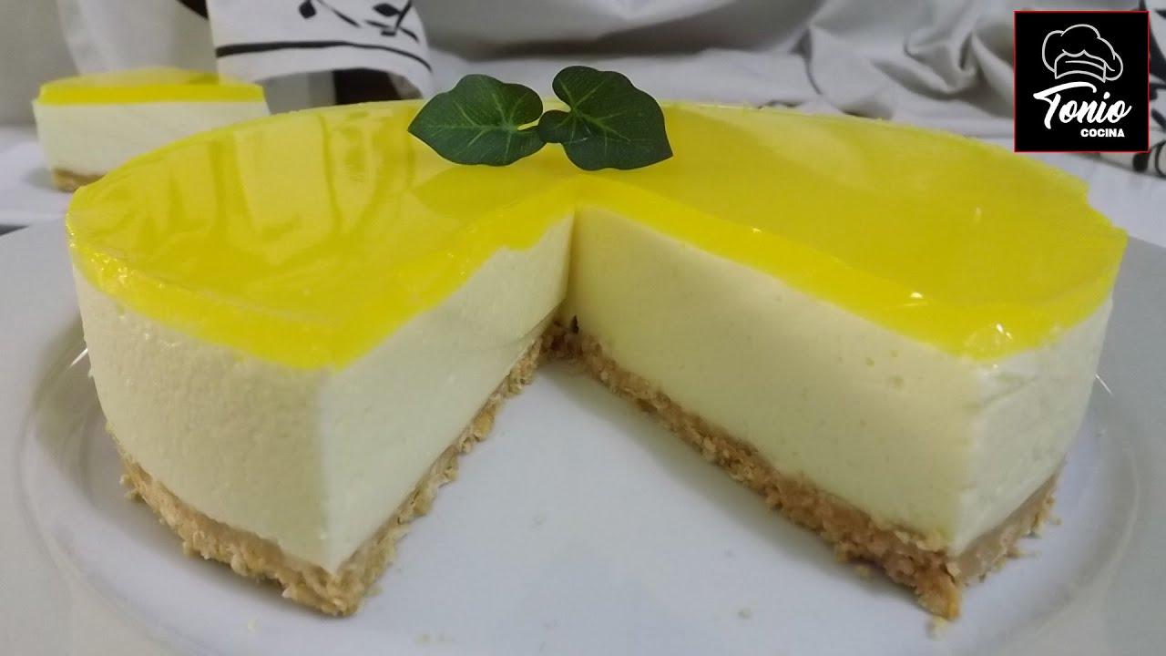 Tarta Limon Fria