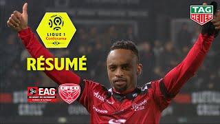 EA Guingamp - Dijon FCO ( 1-0 ) - Résumé - (EAG - DFCO) / 2018-19