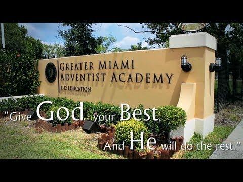 Greater Miami Adventist Academy Outreach