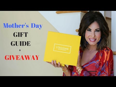 Mother's Day GIFT GUIDE + GIVEAWAY