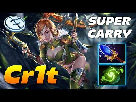 EG.Cr1t- Windranger Super Carry