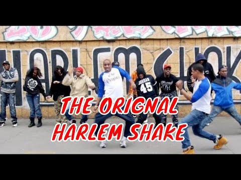 The Real Harlem Shake Dance  (The Harlem Shake Original)