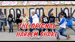 The Real Harlem Shake (Original) Harlem Shake Dance Original Harlem Shake Do The Harlem ...