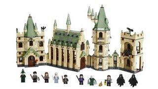 Lego Harry Potter   4842 Hogwarts Castle