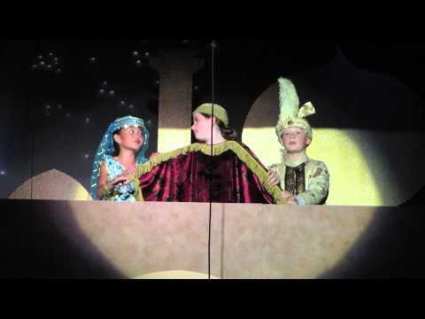 A Whole New World | Aladdin Jr. | Judith P Hoyer Montessori Musical Theatre Project