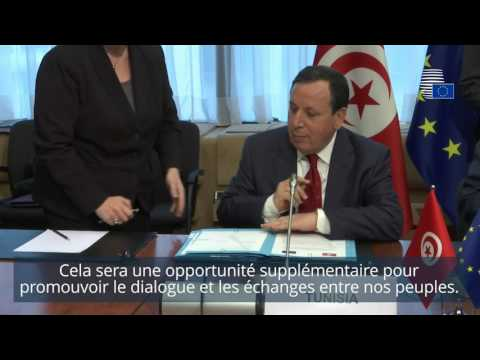 EU-Tunisia Association Council 2017: Highlights