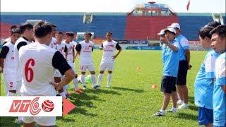 HLV Miura chưa hài lòng với tuyển Việt Nam | VTC