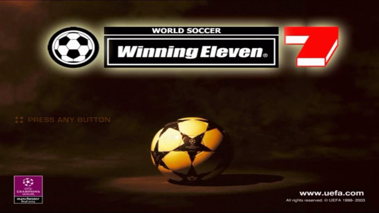 Unutulmaz Playstation 2 Oyunlari Winning Eleven 7 Final Evolution