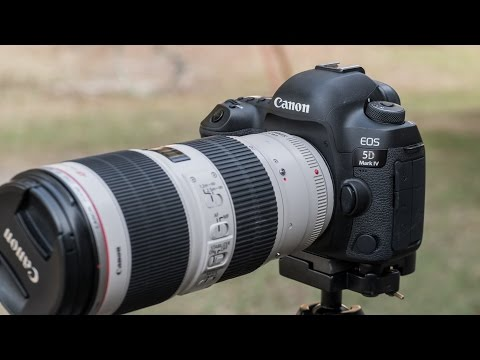 Canon 5D Mark IV Review In 4k - Just Good Enough