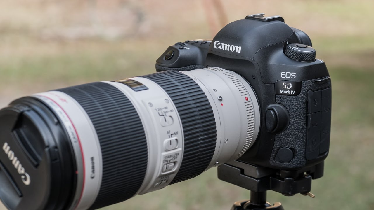 canon 5d mark iv review in 4k just good enough youtube. Black Bedroom Furniture Sets. Home Design Ideas