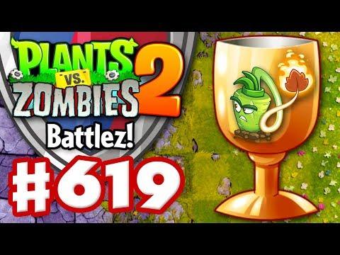 BATTLEZ! Bronze League! - Plants vs. Zombies 2 - Gameplay Walkthrough Part 619