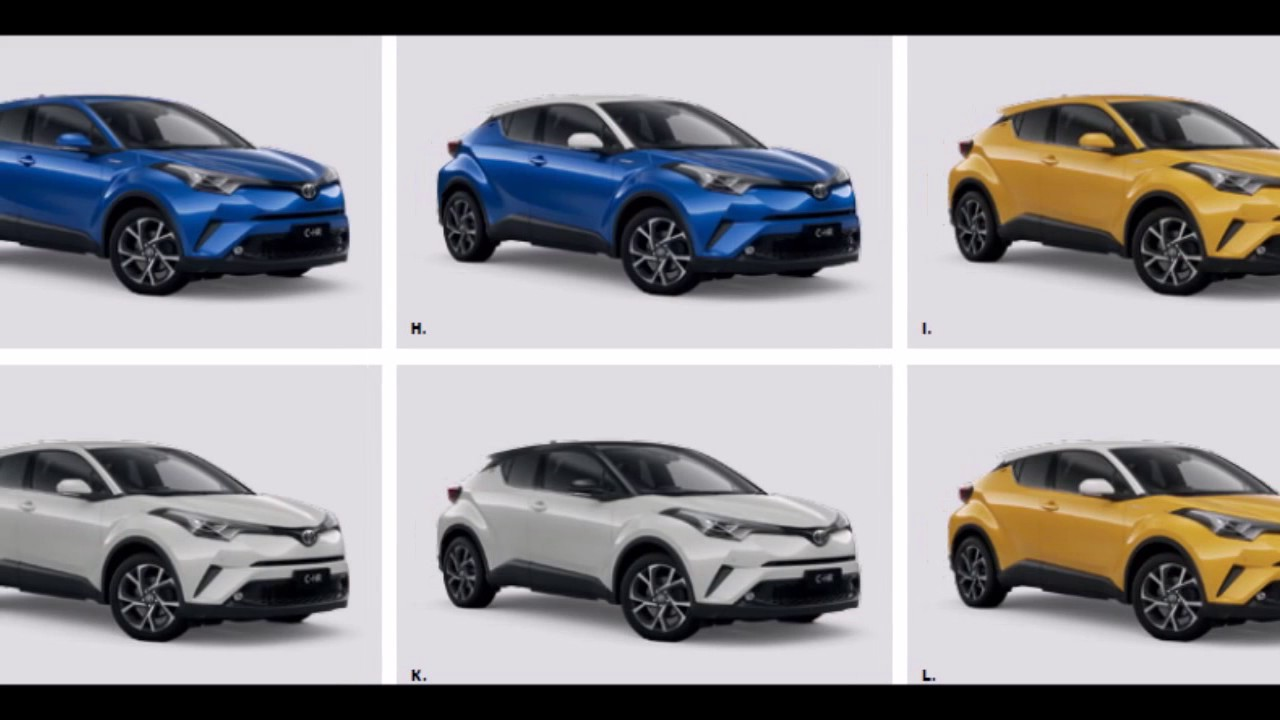 toyota chr vs honda hrv vs ford ecosport youtube. Black Bedroom Furniture Sets. Home Design Ideas