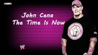 "WWE John Cena 6th Theme Song - ""The Time Is Now"" + Download Link ᴴᴰ"