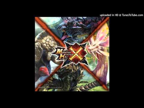 Monster Hunter X OST - New Arena Battle Music (placeholder name) + Download