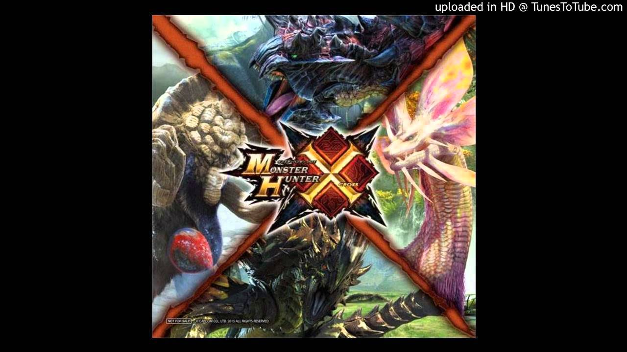 Vgmo -video game music online » monster hunter explore original.