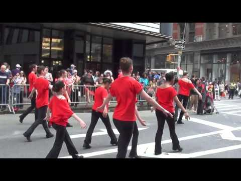 AS Ballet NY at NYC Dance Parade 2014