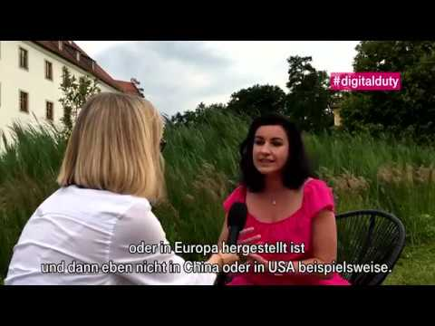 Social Media Post: Interview Dorothee Bär, Staatsministerin für Digitales im...