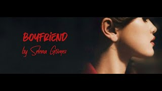 Selena gomez - boyfriend [lyrics + audio]