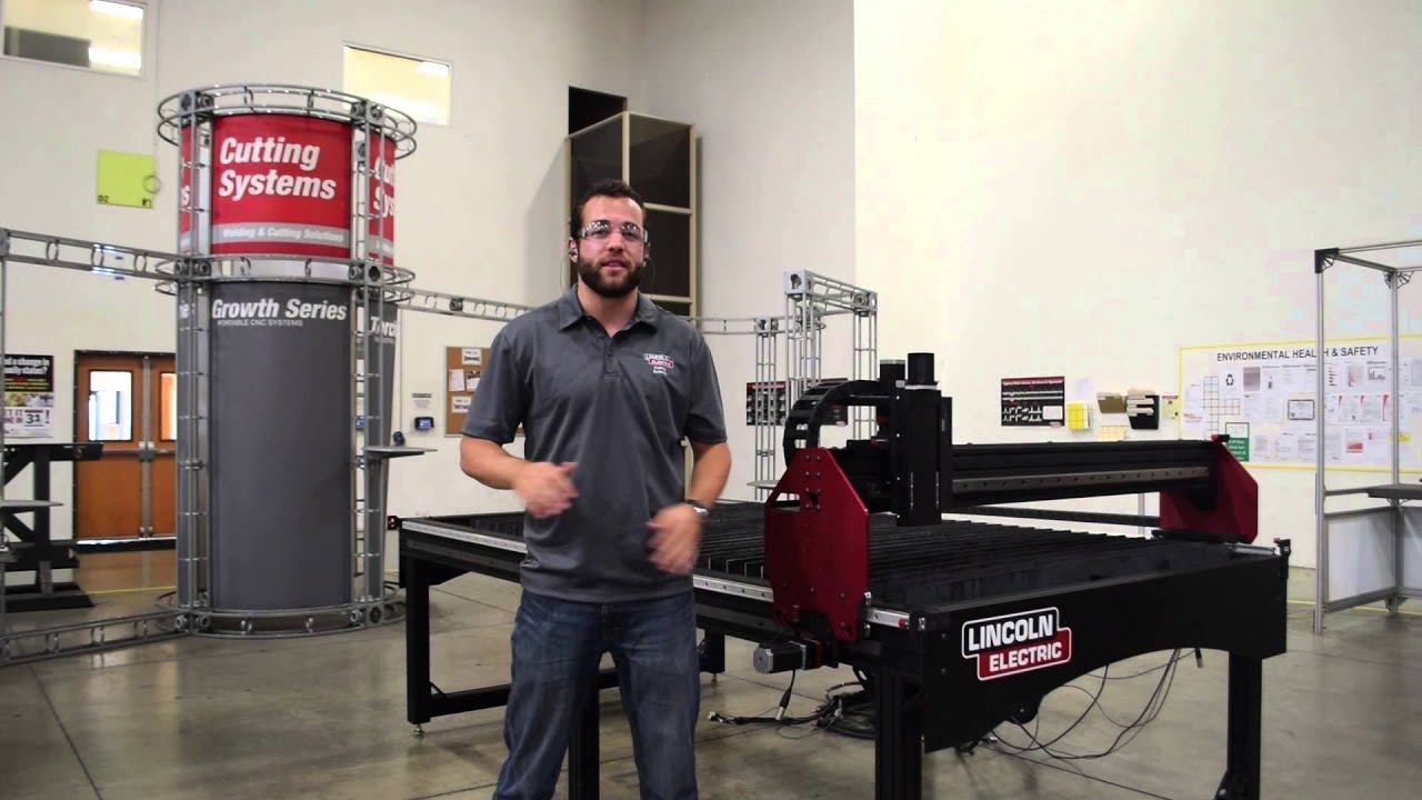 Introducing The Torchmate Classic Cnc Plasma Cutting Table Youtube