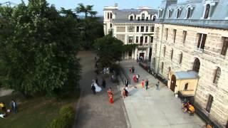 Drone Invasion - Boğaziçi University South Campus - @QuartzDrones