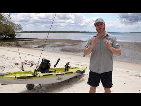 Hobie Mirage Passport 10.5 Pedal Kayak - BCF