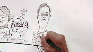 NESCAFÉ GOLD Coffee Doodle -- Week 1 (Loh Ewe Kang - Burj Al Arab, Dubai)