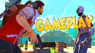 Escape Dead Island Gameplay PC (HD)