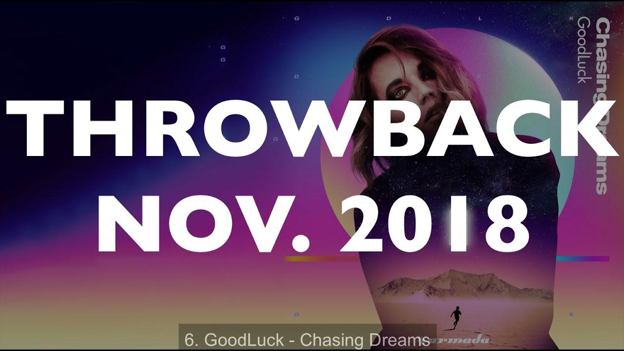 Download [Throwback] Top 20 Best Dance/EDM Songs of November 3, 2018