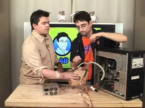 Upgrade Your Power Supply - Lab Rats #43