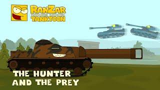 animace-tanku-ranzar-hunter-a-prey-tanktoon